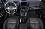 2013 Ford Escape Titanium Review - Interior